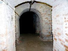 El subterráneo de Hradisko, foto: Miroslav Kobza, ČRo