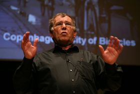 Jan Gehl, photo: Gene Driskell, CC BY-SA 2.0