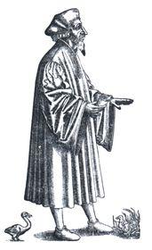 философ и богослов Ян Гус