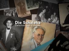 """Collage aus dem Film """"Die Schaleks - Zwischen den Fronten"""" (Quelle: Archiv von Ralf Pasch)"""