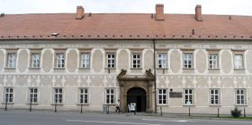 Piarist College in Příbor, photo: CTK