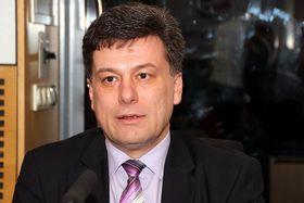 председатель  Комиссии парламента по контролю внешней разведки Павел Блажек, фото: Шарка Шевчикова, ЧРо