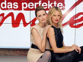 Eva Padberg und Karolína Kurková