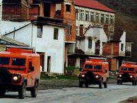 La mission de l'OSCE à Kosovo