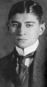 Franz Kafka, 27 years old, 1910