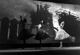Escena de Josef Svoboda, foto:  archivo del Teatro Nacional