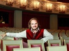 Thomas Johannes Mayer (Foto: Nationaltheater)