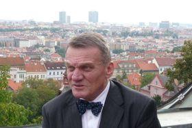 Bohuslav Svoboda (Foto: Noemi Holeková, Archiv des Tschechischen Rundfunks)