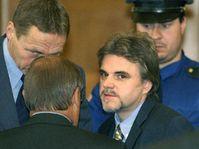Karel Srba odsouzen, foto: ČTK