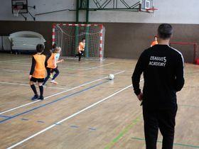 League 5 Academy, photo: Martin Fort