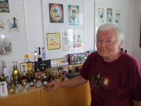 Иржи Пешак, Фото: Екатерина Сташевская, Чешское радио - Радио Прага