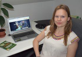 Kristýna Omastová (Foto: archivo Poradna)