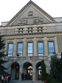 Law faculty of Charles University, photo: Kristýna Maková