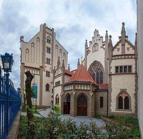 Майзелова синагога (Фото: Еврейский музей в Праге)