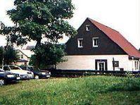 A typical Czech chata