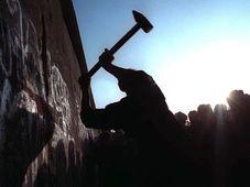 La chute du mur de Berlin, photo: CTK