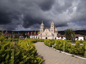 Iglesia de Santa Rosa de Viterbo, en Colombia, foto: Petruss / CC BY SA 3.0