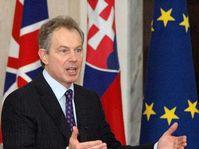 Britský premiér Tony Blair, foto: ČTK