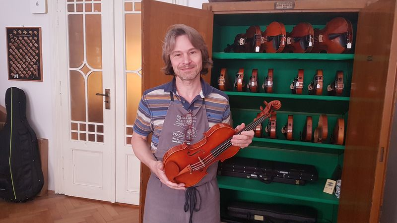 Jan Špidlen, foto: Zdeňka Kuchyňová