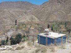 Contenedor de agua de Tacna en Perú, foto: Archivo de Photon Water