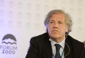 Luis Almagro, foto: ČTK