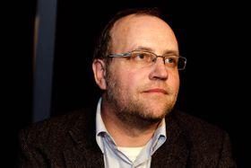 Edvard Sequens, foto: Khalil Baalbaki, ČRo