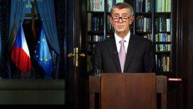 Andrej Babiš, photo: Czech Television