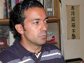 José Luis Arévalo (Foto: autor)