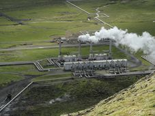 Геотермальная электростанция, иллюстративное фото: Барбора Хакенова