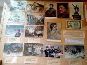 L'exposition au Mémorial Karel Havlíček Borovský, photo: Alžběta Ruschková