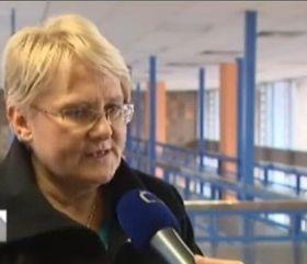 Iva Holmerová, foto: ČT 24