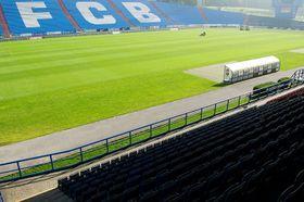Bazaly stadium, photo: Tomáš Adamec