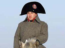 Mark Schneider as Napoleon, photo: CTK