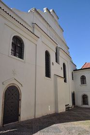Synagogue, photo: Ben Skála, CC BY-SA 2.5 Generic