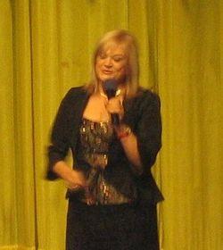 Marcela Laiferová in 2006, photo: Martinka1980, CC 3.0 license