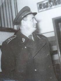 El generalVáclav Prchlík, foto: Archivo de VHÚ