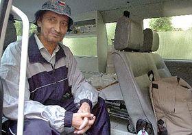 Jan Chalupa se va del hospital (Foto: CTK)