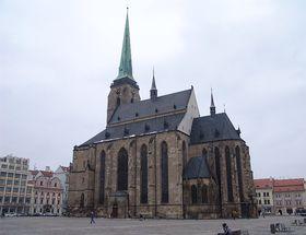 Katedrála sv.Bartoloměje, foto: Miloš Turek