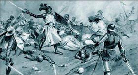 Bitva uKresčaku, foto: free domain