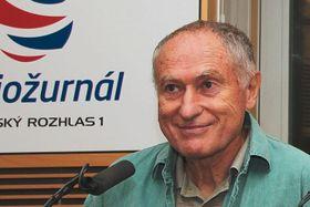 Mnislav Atapana Zelený, foto: Matěj Pálka, ČRo