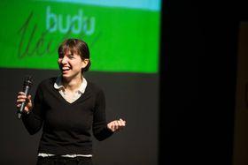 Официальная презентация проекта «Учитель вживую» в театре Понец, Фото: официальный фейсбук проекта