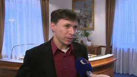 Patrik Kunčar, photo: ČT24