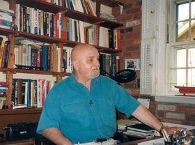 Ladislav Bittman, photo: Czech Television