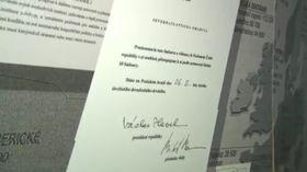 La exposición 'El laberinto de las Tierras Checas', foto: ČT24