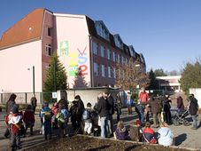 One of the closed schools in České Budějovice, photo: CTK