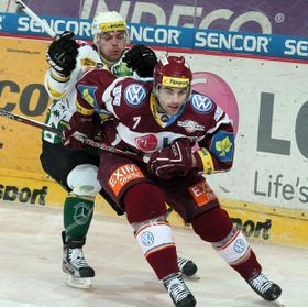 Yorick Treille, photo: Jan Beneš, www.hcsparta.cz