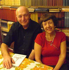 Анатолий Бергер с супругой (Фото: Архив Р.С.)