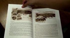 Buch über Chrastava von Egon Wiener (Foto: Archiv Chrastava TV)