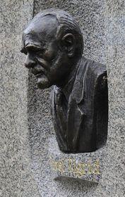 Le buste de Pavel Tigrid, photo: CTK