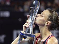 Karolína Plíšková (Foto: ČTK / AP Photo / Tertius Pickard)